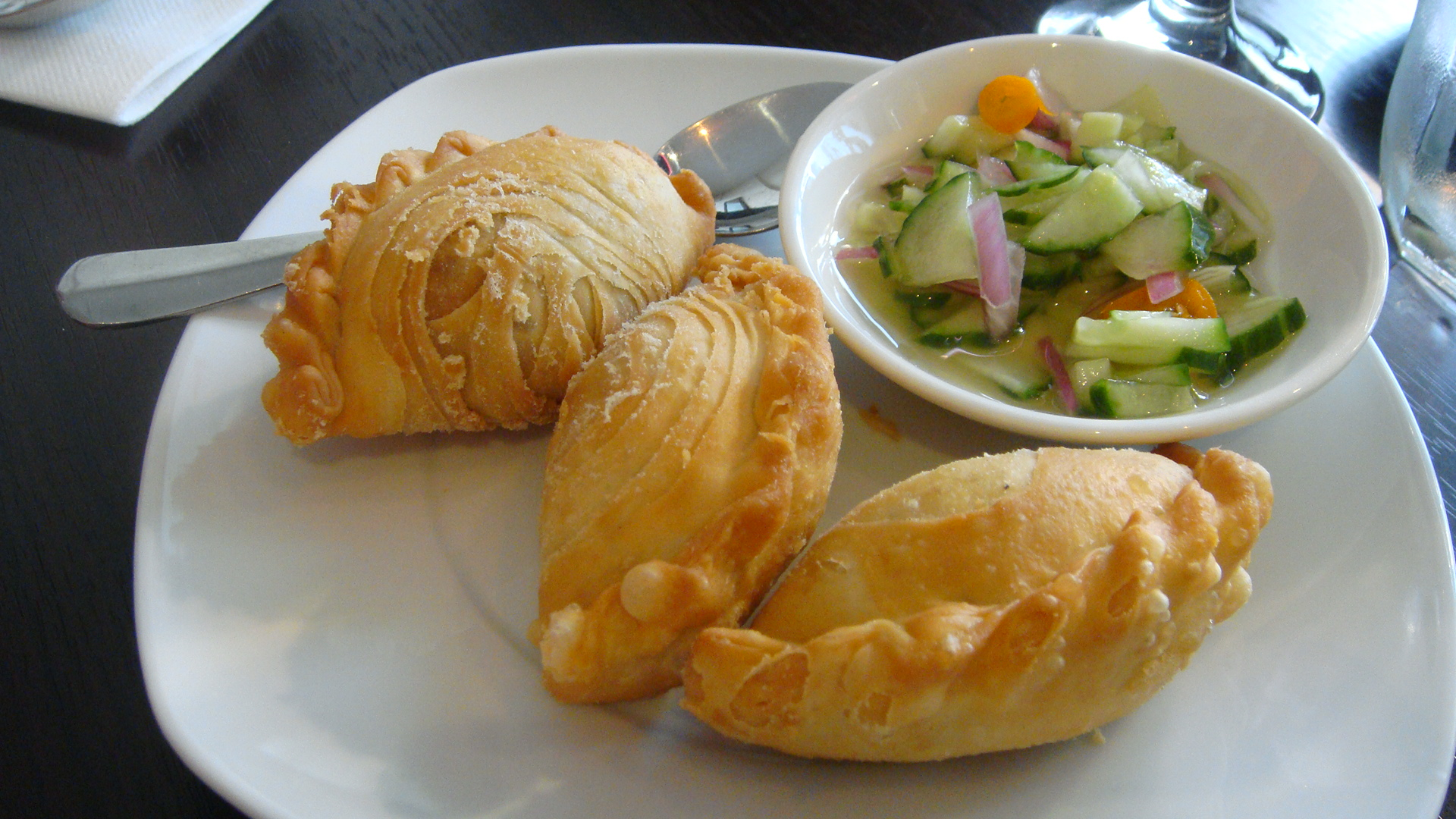The Hungry Lawyer » Curry Puffs