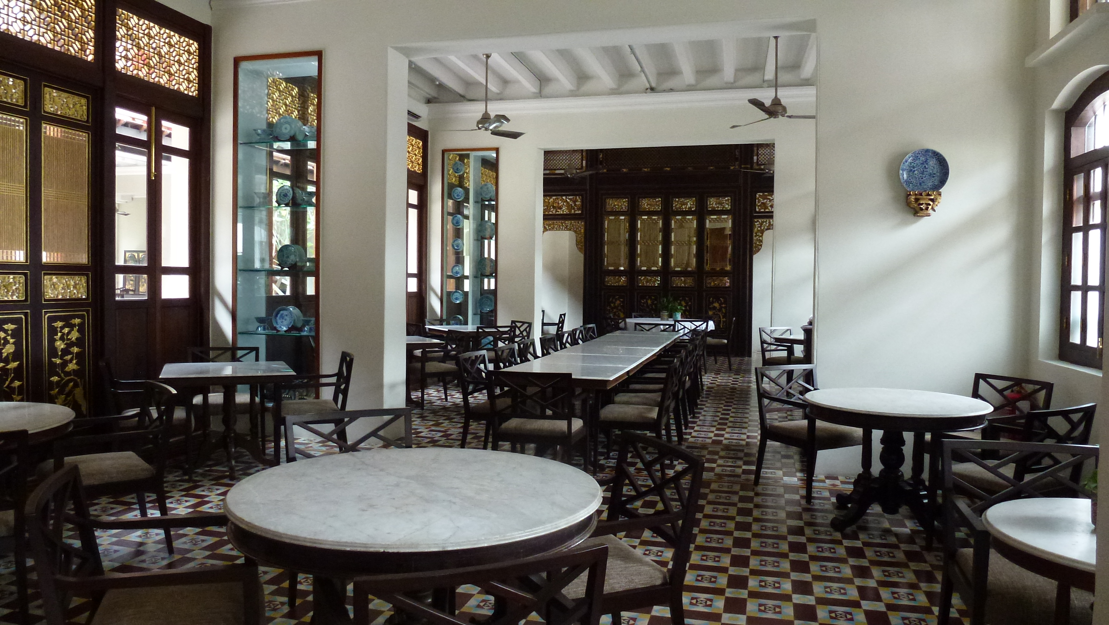 A treasure of street arts tradition and food foodtrail for Oriental furniture singapore