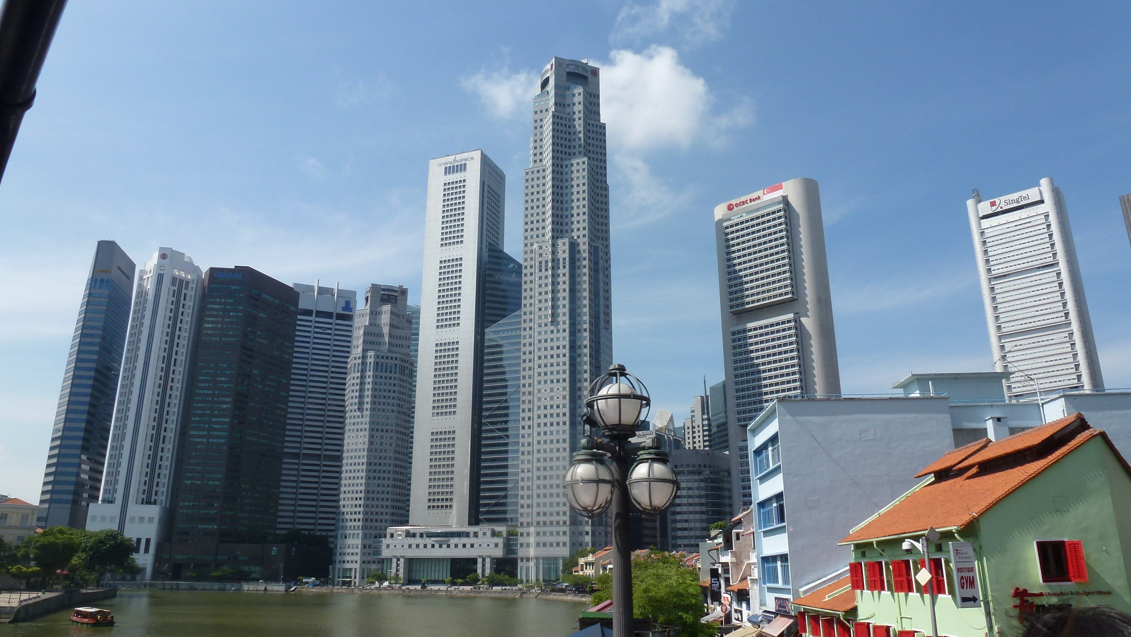 Singapore – a modern city | FOODTRAIL